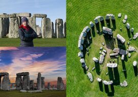 Stonehenge. Quelle: dailymail.co.uk
