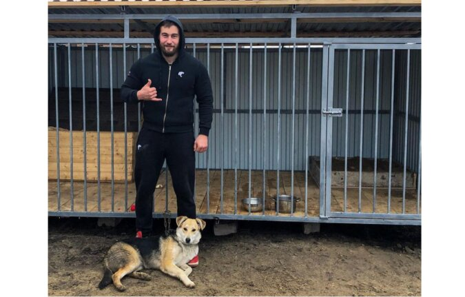 Keiner glaubte an den Erfolg: Ein Ehepaar hob einen Hund auf, der nicht mehr laufen konnte, und stellte ihn wieder auf die Pfoten