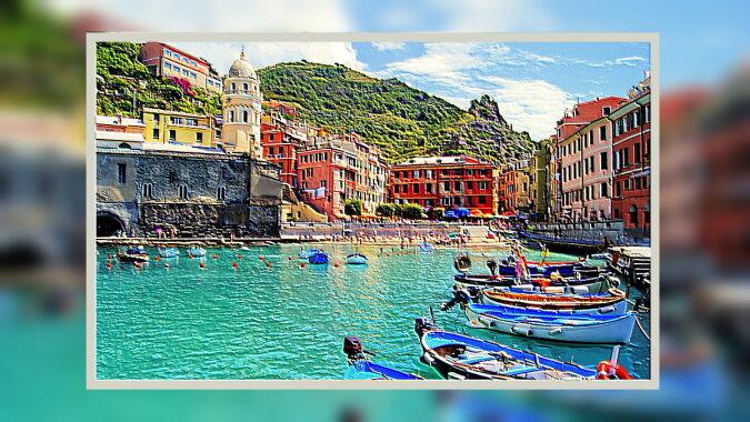 Urlaub in Italien. Quelle: pinterest