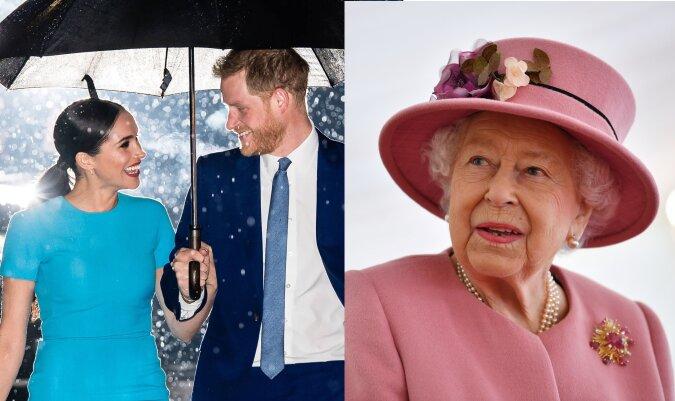 Prinz Harry und Meghan. Quelle:dailymail.co.uk