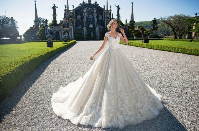 """""""Nicht das, was auf dem Foto zu sehen ist"""": Die Braut beschloss, die Hochzeit abzusagen, als sie ihr Kleid aus dem Online-Shop sah"""