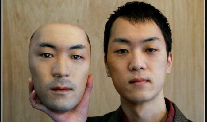 Der Mann mit der Maske. Quelle: tourister