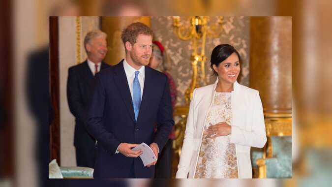 Prinz Harry und Meghan Markle. Quelle: pinterest