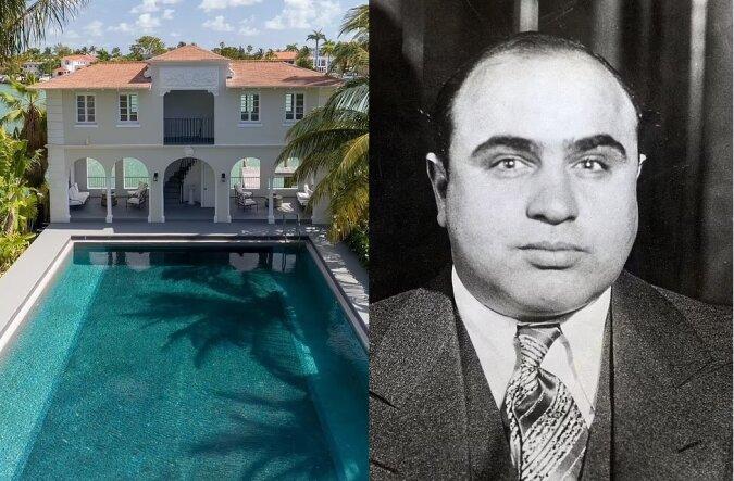 Al Capones Haus. Quelle:dailymail.co.uk