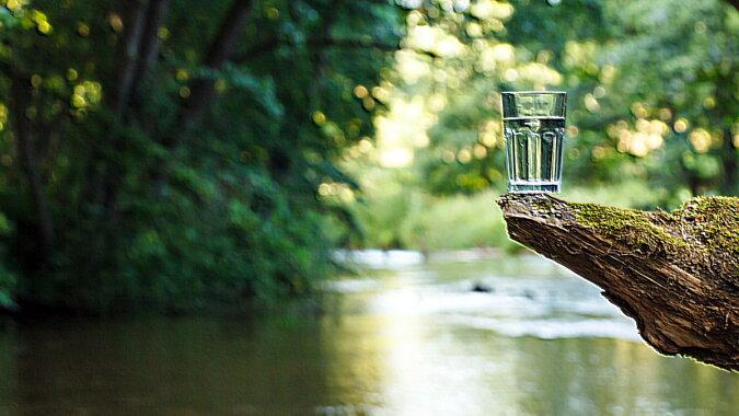Wasser. Quelle: pinterest