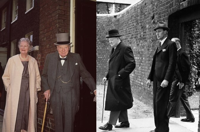 Sir Winston Churchill. Quelle: dailymail.co.uk