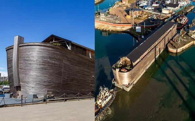 Das 3,7-Millionen-Dollar-Schiff. Quelle:dailymail.co.uk