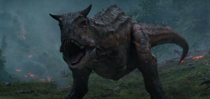 Tyrannosaurier. Quelle: Screenshot YouTube