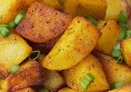 """""""Mit einer knusprigen Kruste"""": Der beliebte Blogger erzählte, wie man frittiertes Essen schmackhaft zubereitet"""