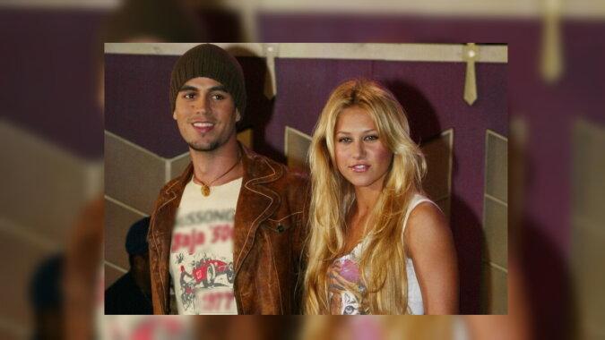 Anna Kournikova und Enrique Iglesias. Quelle: sedmicka.com