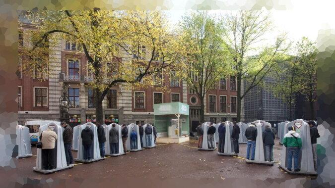 Toiletten in Holland. Quelle: tourprom