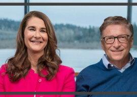 Bill und Melinda Gates. Quelle: kinoafisha