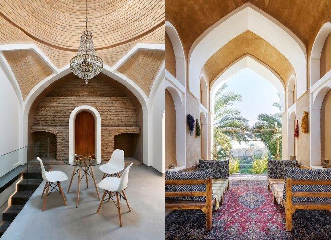 Hotels im Iran. Quelle:dailymail.co.uk