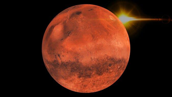 """""""Näher zum Mars"""": Astronomen haben neue Informationen über den roten Planeten erhalten, Details"""