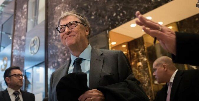Bill Gates. Quelle: Screenshot YouTube