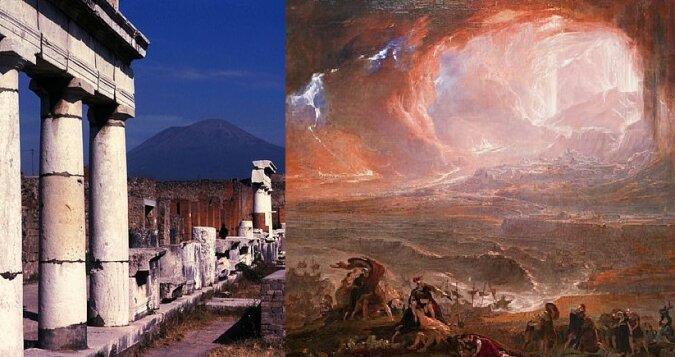 Ausgrabungen von Pompeji. Quelle:dailymail.co.uk