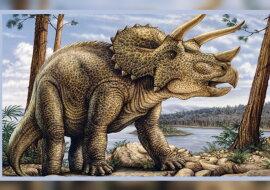 Triceratops. Quelle: simple-fauna.com