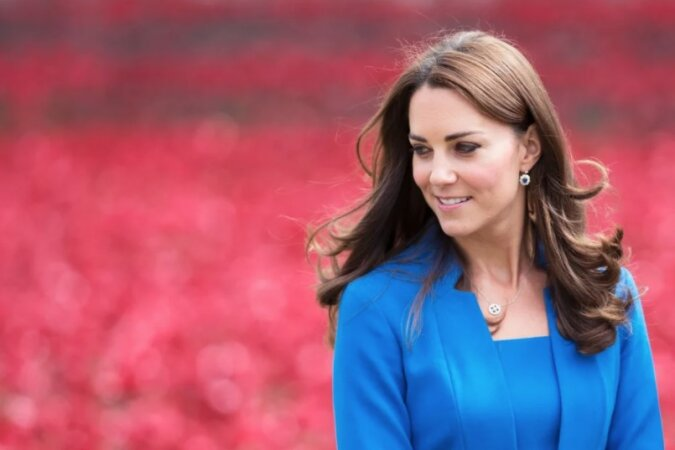 """""""Besonderes Kleid"""": Kate Middletons wunderschönes blaues Kleid hat eine sehr sentimentale Geschichte"""