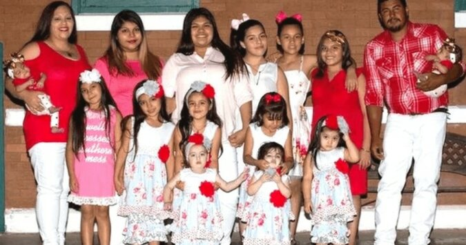 Die Familie träumt von einem Sohn: Mutter ist erst 29 Jahre alt und hat bereits 14 Mädchen zur Welt gebracht