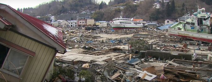 Fukushima. Quelle: Screenshot YouTube