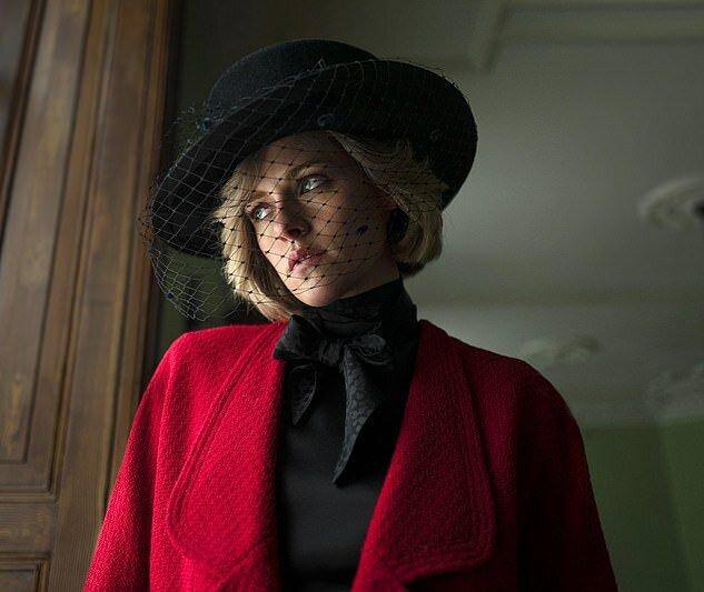 """""""Neue Diana"""": Wie die Schauspielerin Kristen Stewart in dem neuen Film über die Prinzessin von Wales aussieht"""