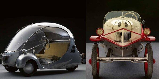 Seltene Retro-Autos. Quelle:dailymail.co.uk