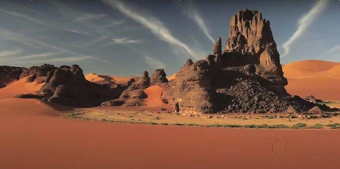 Sahara. Quelle: Screenshot YouTube