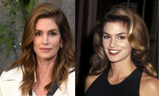 Cindy Crawford. Quelle:dailymail.co.uk