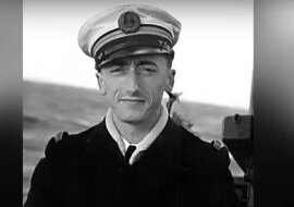 Jacques-Yves Cousteau. Quelle: Screenshot YouTube