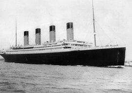 Wie der Chefbäcker an Bord der Titanic Menschen half und selbst überlebte