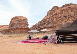 """""""Im Freien"""": Kronprinz von Saudi-Arabien führte ein Treffen des Weltwirtschaftsforums aus der Wüste durch, Details"""