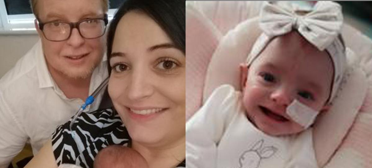 Ein Paar konnte 13 Mal nicht Eltern werden, aber sie gaben